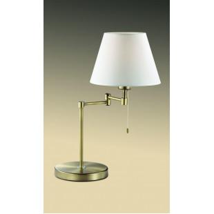 Настольные лампы (С абажуром) 2481/1T ODEON LIGHT Италия