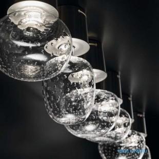 Светильники потолочные 0302 CR Sylcom Италия
