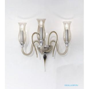Настенный светильник 1022 A3 K CR Sylcom Италия