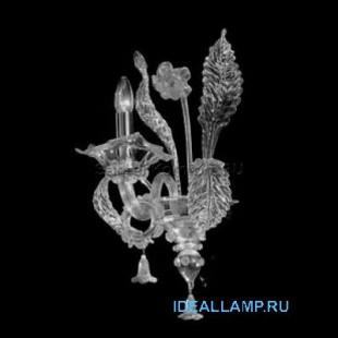 Настенный светильник 1377/A1 K CR Sylcom Италия