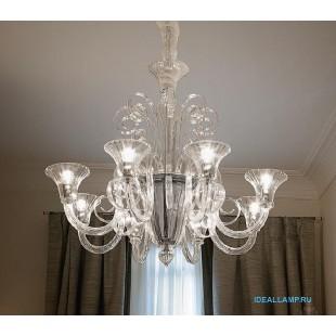 Итальянские подвесные светильники  1388/8 K CR Sylcom Италия