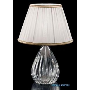 Настольная лампа 1396 D CR+TOP1462 35 ORO Sylcom Италия