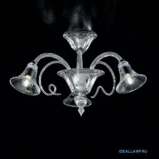 Люстры (Потолочные) 1421_3 K CR Sylcom Италия