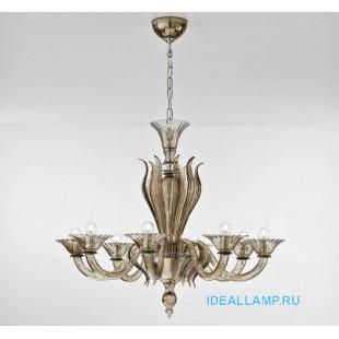 Итальянские подвесные светильники  Sylcom 1430/8 K FU Sylcom Италия