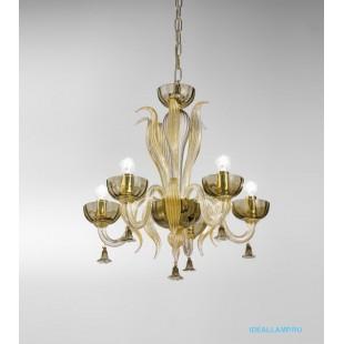 Люстры (Подвесные) 1520_5 D FU.ORO Sylcom Италия