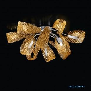 Люстры (Потолочные) 401_9 K AMB Sylcom Италия