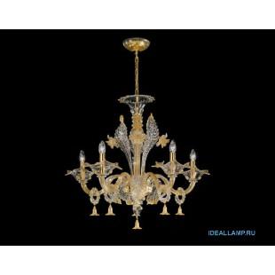 Люстры (Подвесные) 1377_5 D CR.ORO Sylcom Италия