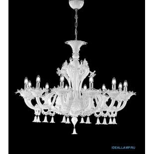 Люстры (Подвесные) 1377_12 K BL.CR Sylcom Италия