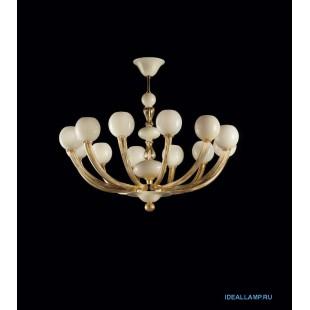 Люстры (Подвесные) 1537_12 D BLAV.ORO Sylcom Италия
