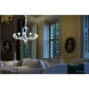 Люстры (Подвесные) 1542_12 K BLCR Sylcom Италия