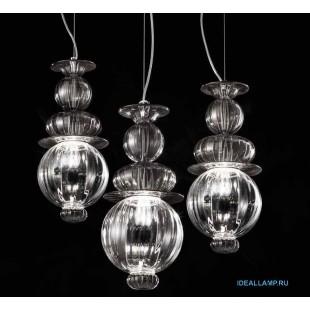 Светильники (Подвесные) 2065 K GRY Sylcom Италия