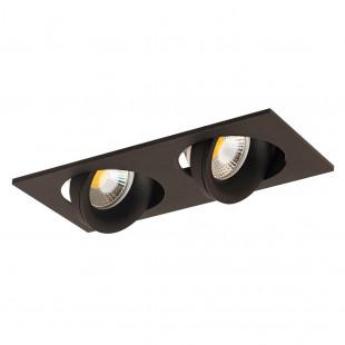 Точечные светильники (Встраиваемые) DE 202 BL VEGA Италия