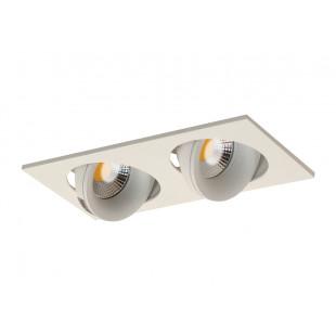 Точечные светильники (Встраиваемые) DE 202 WH VEGA Италия