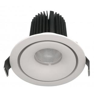 Точечные светильники (Светодиодные) L169 WH VEGA Италия