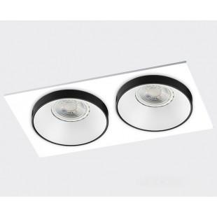 Точечные светильники (Встраиваемые) 2331/2WBW VEGA Италия